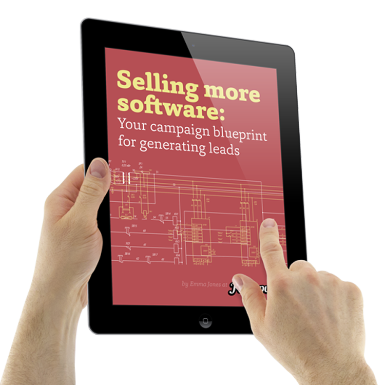 Selling more software your software marketing campaign blueprint inbound marketing for software companies malvernweather Choice Image